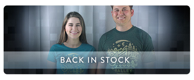 Back in Stock at Fangamer.com