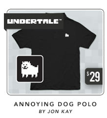 Undertale Annoying Dog Polo