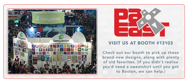 Fangamer is coming to PAX East 2018