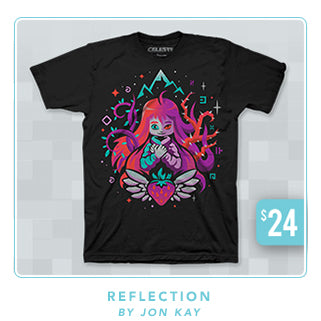 Celeste Reflection Shirt at Fangamer.com