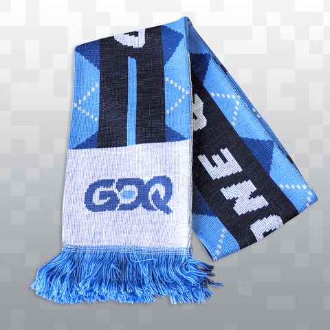 GDQ Sporty HYPE Scarf