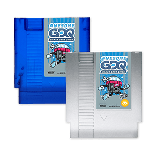 AGDQ 2019 Limited Edition NES Cartridge