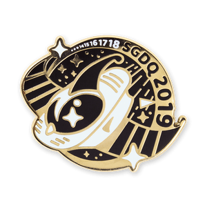 SGDQ 2019 Limited Edition Pin - Timeskipper