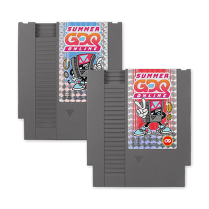 SGDQ 2020 Limited-Edition NES Cartridge