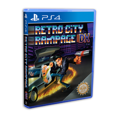 Retro City Rampage DX for PS4™