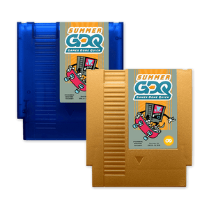SGDQ 2019 Limited Edition NES Cartridge