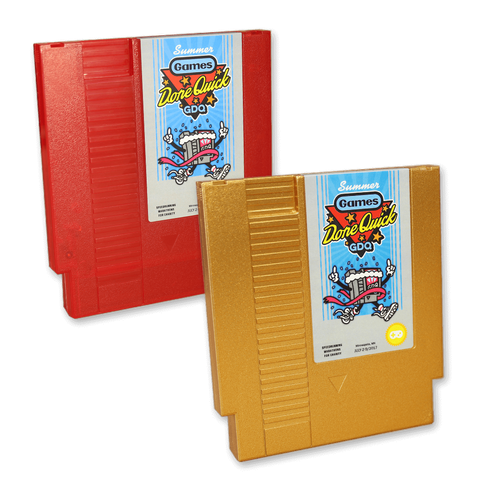 SGDQ 2017 Limited Edition NES Cartridge