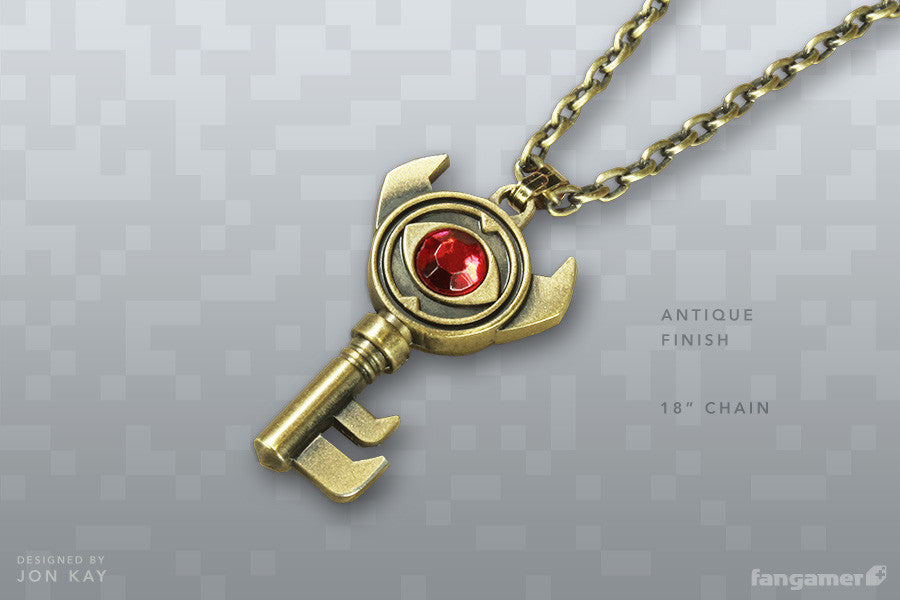 Boss Key Necklace - Fangamer
