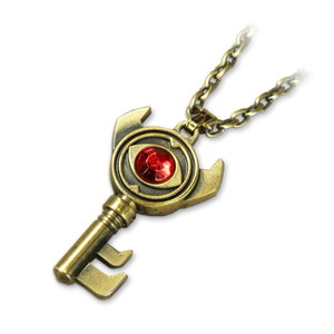 Boss Key Necklace