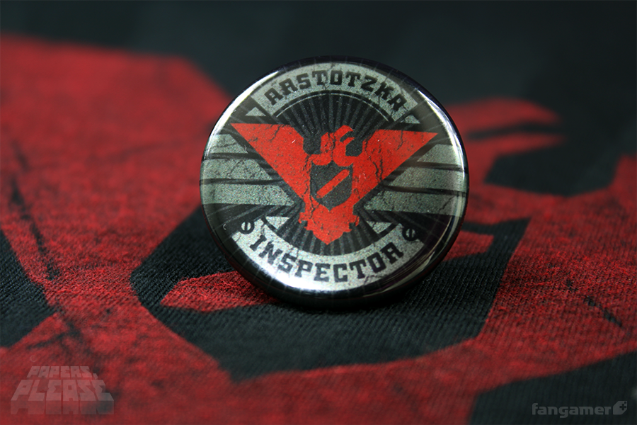 Papers Please Glory To Arstotzka Fangamer