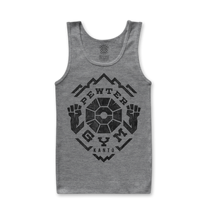 Pewter Gym Tank