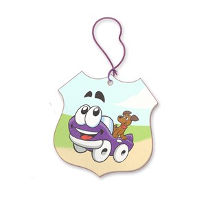 Putt Putt Humble Bundle Air Freshener