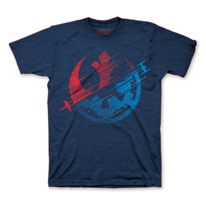 Star Wars X-Wing Vs. TIE Fighter Humble Bundle Shirt