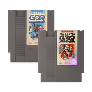 AGDQ 2021 NES Cartridge