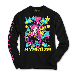 Nyakuza Metro Long-Sleeved Shirt