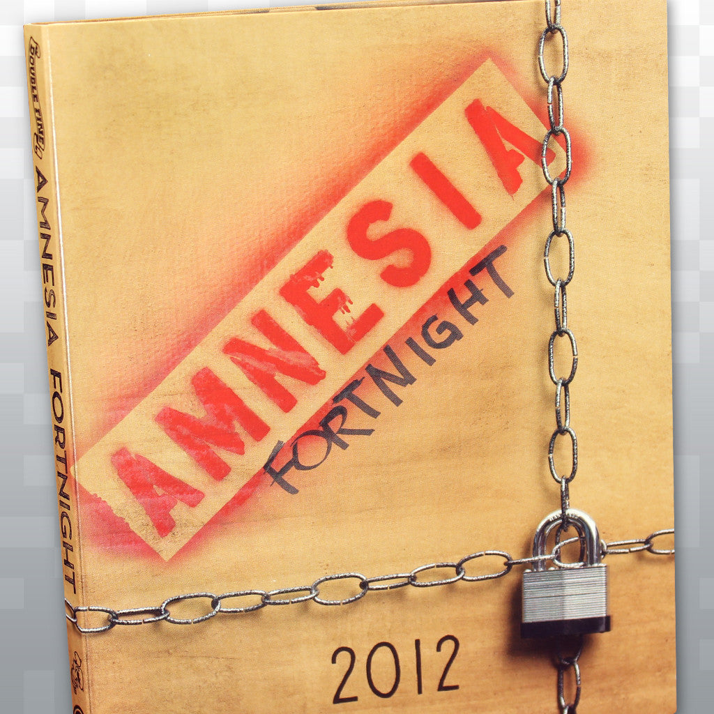 Amnesia Fortnight 2012 Special Edition Box Set - Fangamer Fangamer