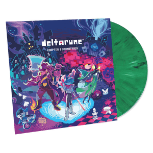 DELTARUNE Chapter 1 Vinyl Soundtrack