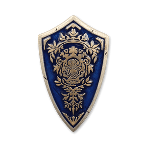 Elite Knight Shield Pin