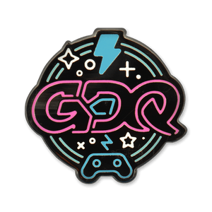 GDQ Arcade Zone Pin