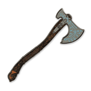 Leviathan Axe Pin
