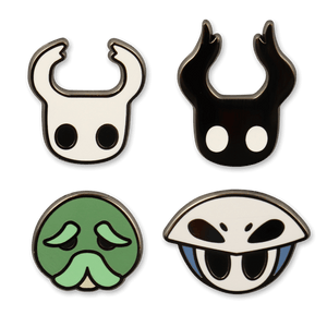 Bug Heads Pin Set - Series 1