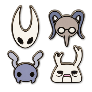 Bug Heads Pin Set - Series 2
