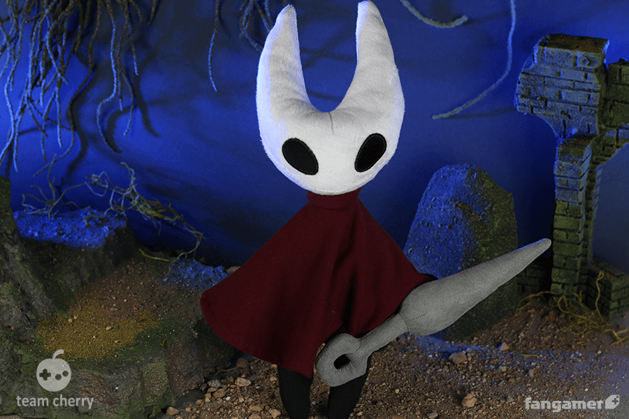 Hollow Knight Hornet Plush Fangamer