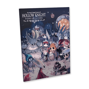 Hollow Knight Piano Collections Sheet Music Book