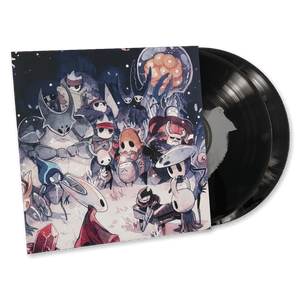 Hollow Knight Piano Collections Vinyl Soundtrack
