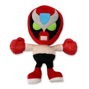 Strong Bad Talking Plush