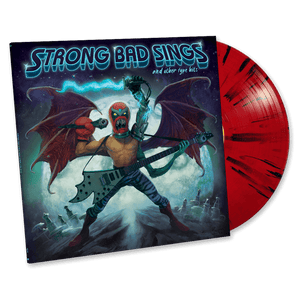 Strong Bad Sings (and Other Type Hits) Vinyl