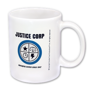 Justice Corp. Official Mug