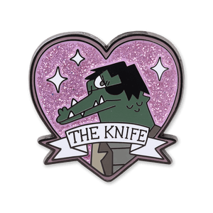 The Knife Pin