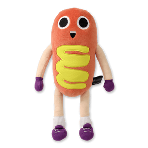 Hawt Dawg Man Plush