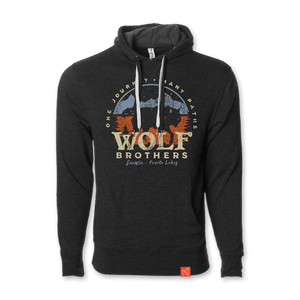 Wolf Brothers Pullover Hoodie