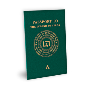 Legends of Localization: Passport to the Legend of Zelda