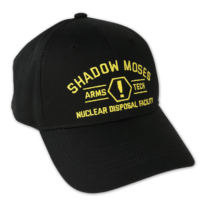 Shadow Moses Snapback Hat