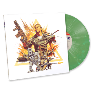 "Metal Gear Original MSX2 10"" Vinyl Soundtrack"