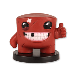 Meat Boy Figurine