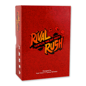 Rival Rush Card Game