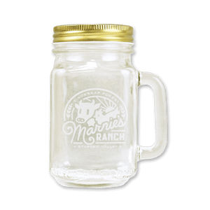 Marnie's Ranch Mason Jar Mug