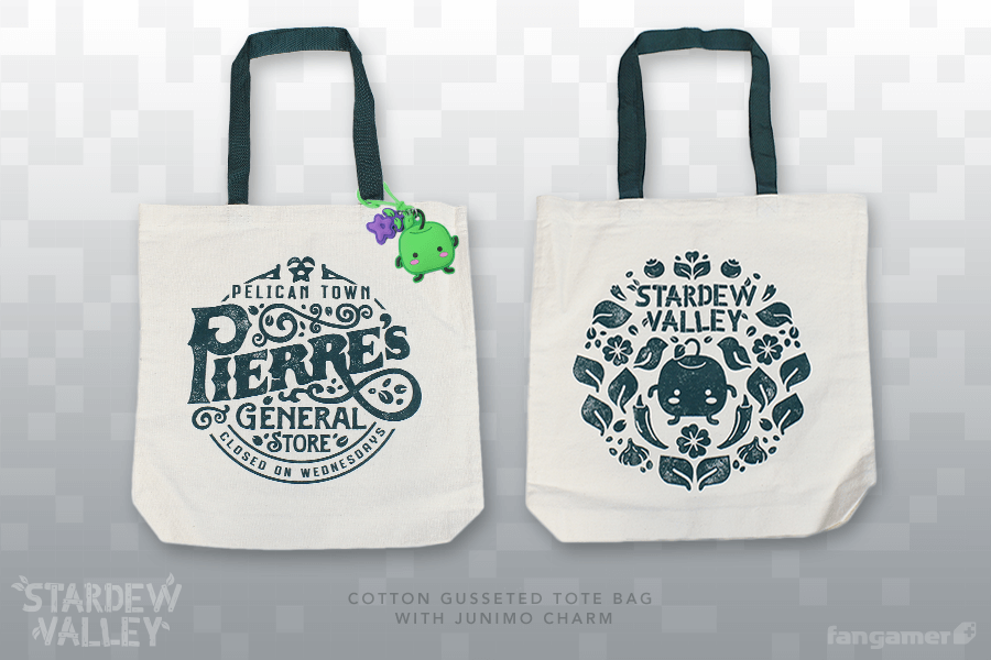 Stardew Valley Pierre S General Store Tote Bag Fangamer