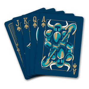 Shovel Knight Playing Cards