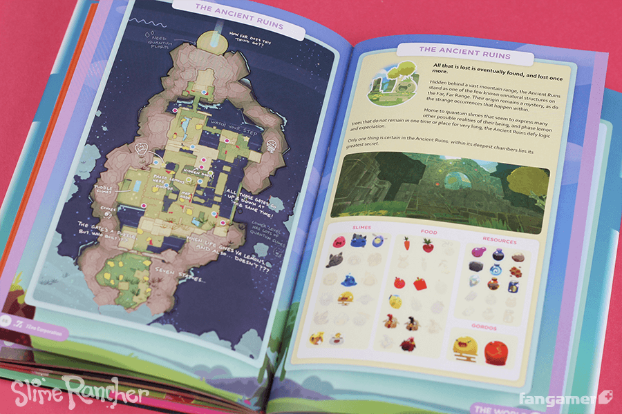 Slime Rancher Slimepedia Guidebook
