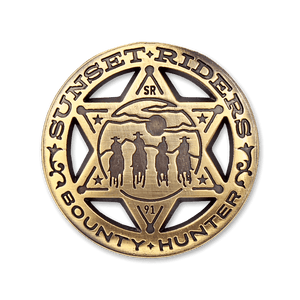 Bounty Hunter Badge