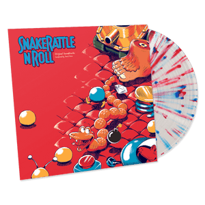 Snake Rattle 'n' Roll Vinyl Soundtrack