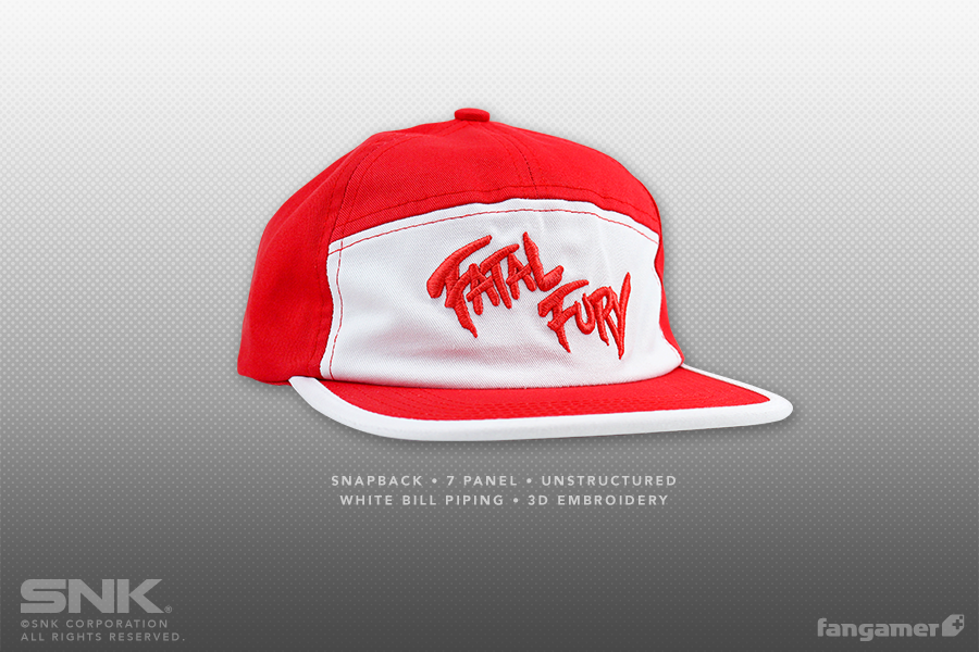 FATAL FURY - Terry Bogard Hat