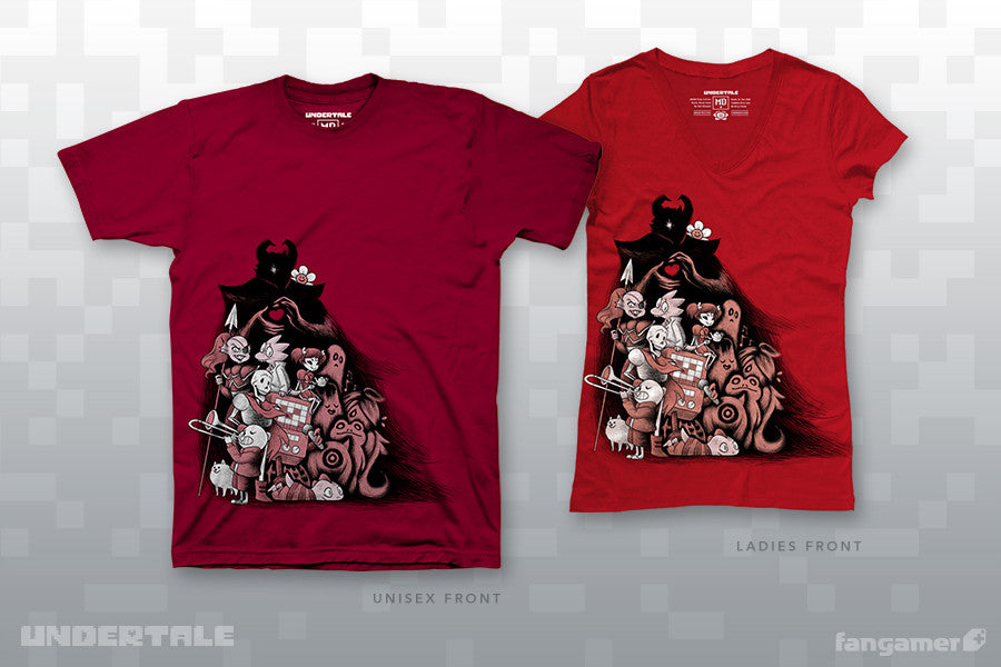 Get Along Shirt Undertale