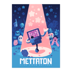 Mettaton: Live from Hotland