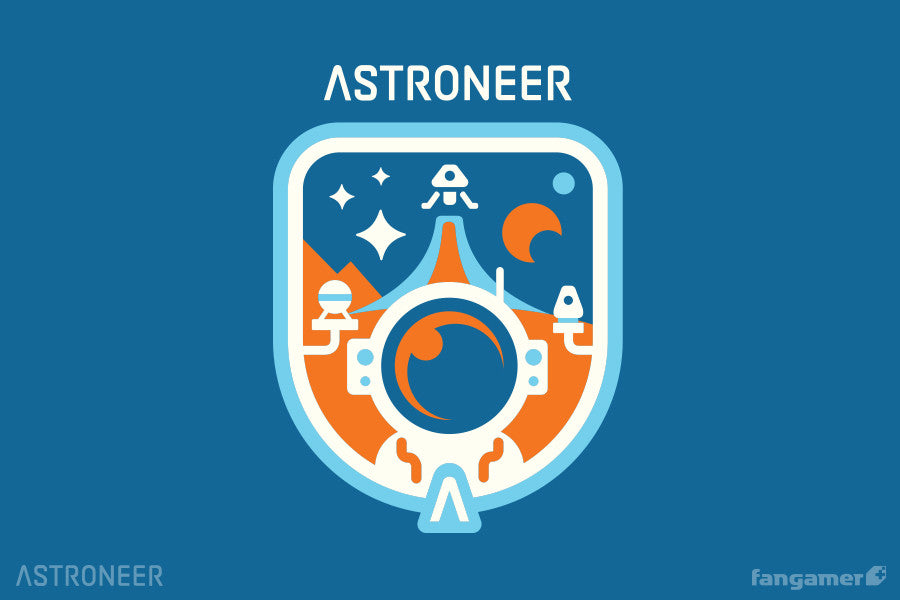 Astroneer Mission Base Fangamer